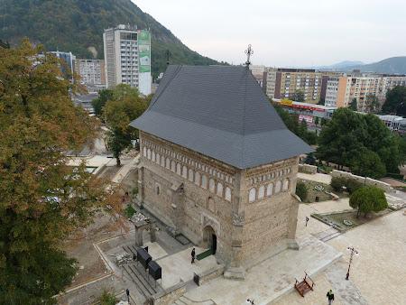 Obiective turistice Neamt: biserica Sf. Ioan Piatra Neamt