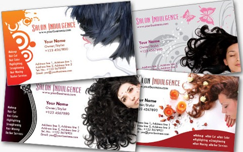 salon-business-cards