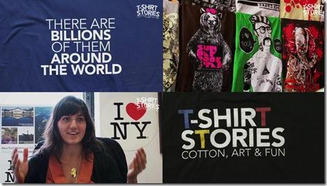 tshirt storys documentario camisetas