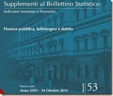 Supplementi al Bollettino Statistico. Ottobre 2014