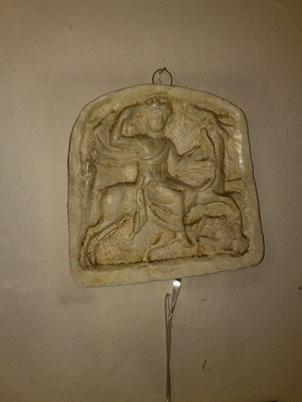 O amazoana facuta de Olga Chirila strabunica mea