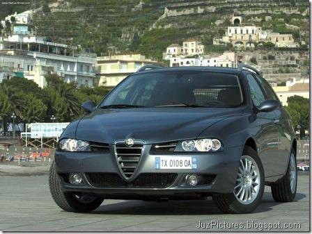 Alfa Romeo 156 Sportwagon 2.0 JTD (2003)_1