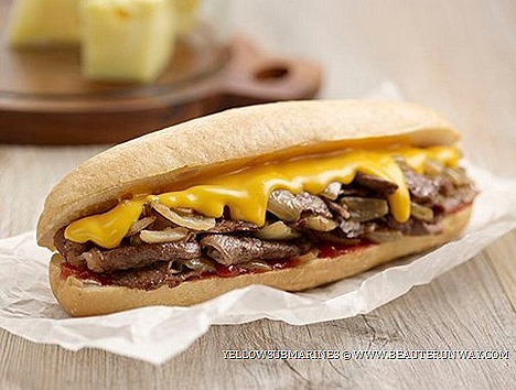 YELLOW SUBMARINES CHEESESTEAKS SINGAPORE TOA PAYOH RESTAURANT REVIEW American style casual dining Torpedo Fries Classic Beef Submarines, Oregano Chicken, Tuna Fish, Chic Mango Chicken, New York Cheese Cake Brownie ice cream