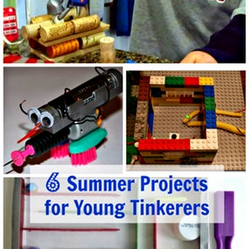 6 Fun Summer Projects for Young Tinkerers