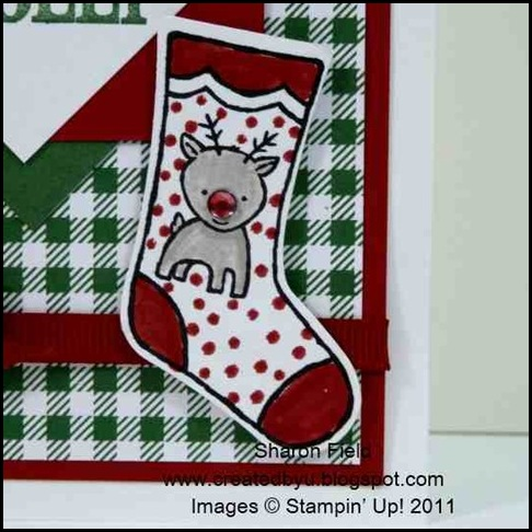 giff_givers, holiday_mini, online_ordering, CAS, 5_minute, cards, holidays, seniors, sharon_field, createdbyu_blogspot, big_shot, polka_dots, embossing, gel_pen, markers, merry_and_bright, catalog, workshop, contact_me