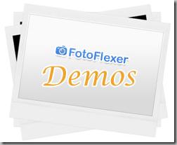 FotoFlexerDemos