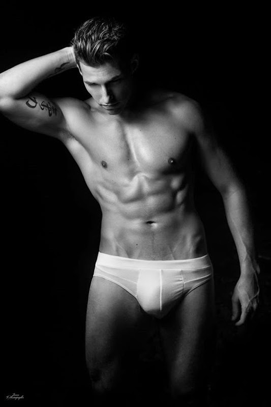 Kevin Aziosmanoff by Isaac Smith
