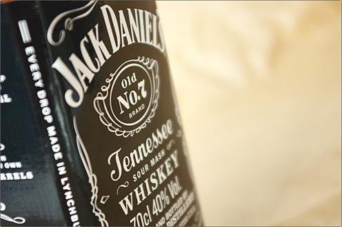 Jack Daniel's nya kläder 1