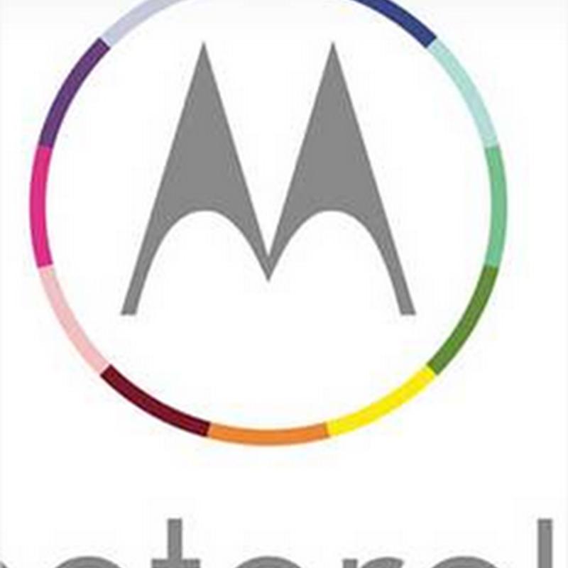 La evolución del logotipo de Motorola, incluyendo nuevo logo