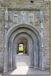 04.Clonmacnoise. Arco de los Susurros