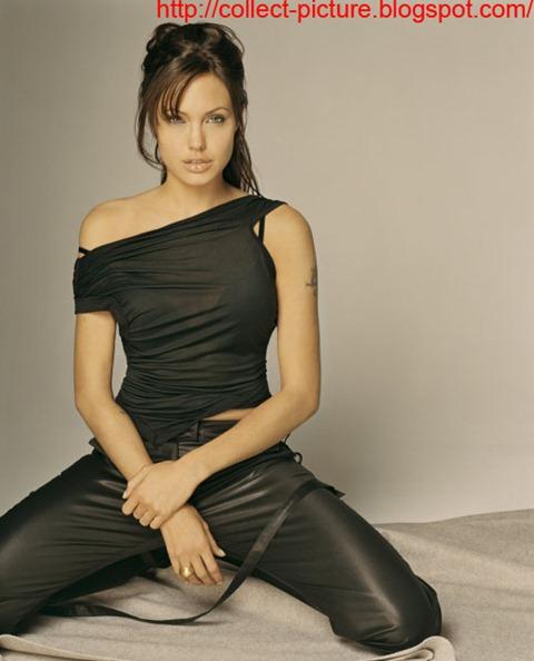 angelina jolie sexy actress