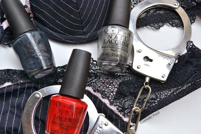 OPI Nail Polish 50 Shades of Grey Swatch Review Collection (3)