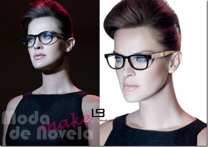 Letícia Birkheuer eyewear