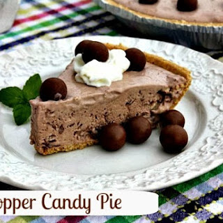 Whopper Candy Ice Box Pie