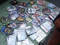 Συλλήψεις για παράνομα CD-DVD, παράνομη παραμονή και επαιτεία στο Αργοστόλι