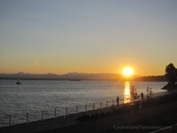 Seattle Sunset-2