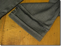 handmade gray dress pants for a preschool boy (11)