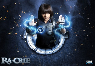 Ra.One movie total box office collection 2011