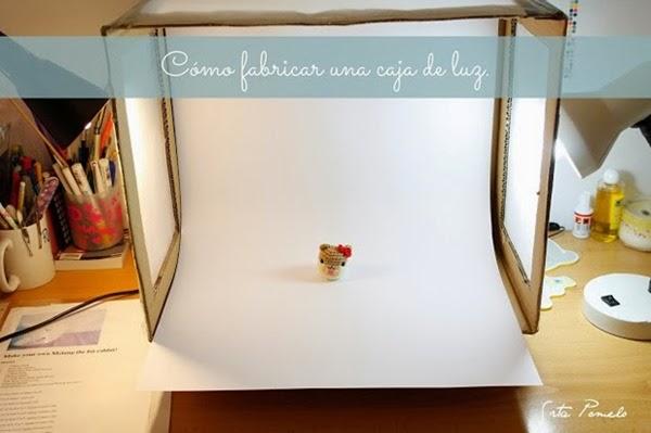 como fabricar una caja de luz