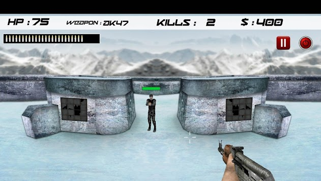 Army Shooting Games APK screenshot thumbnail 7