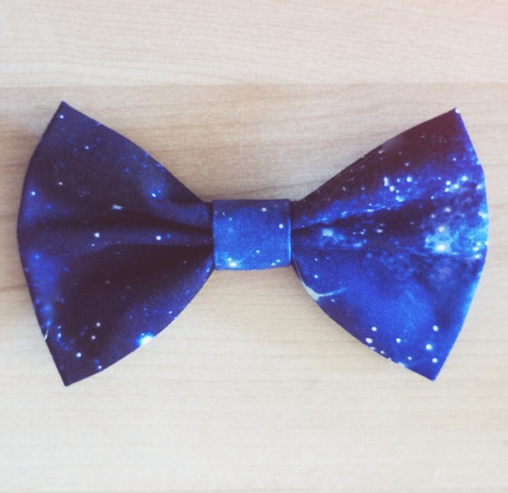Star Constellation Hair Bow from Little Honeypies