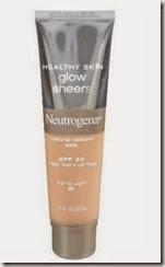 Neutrogena Glow Sheers