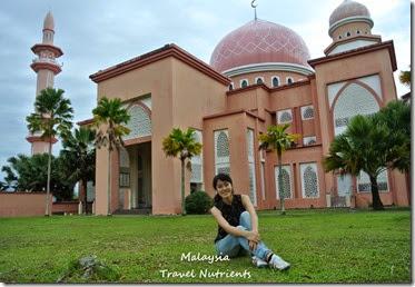 馬來西亞沙巴大學 粉紅清真寺 (21)