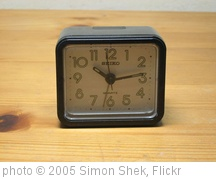 'Clock' photo (c) 2005, Simon Shek - license: http://creativecommons.org/licenses/by/2.0/