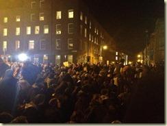 Manifestacin - Leinster House