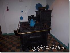 Det gamle køkken i Gram