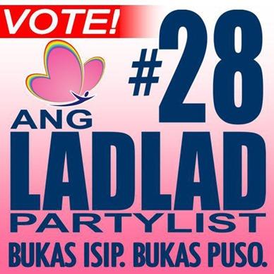 Vote Ang Ladlad