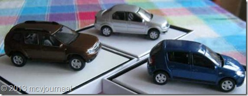 Renault miniaturen 02