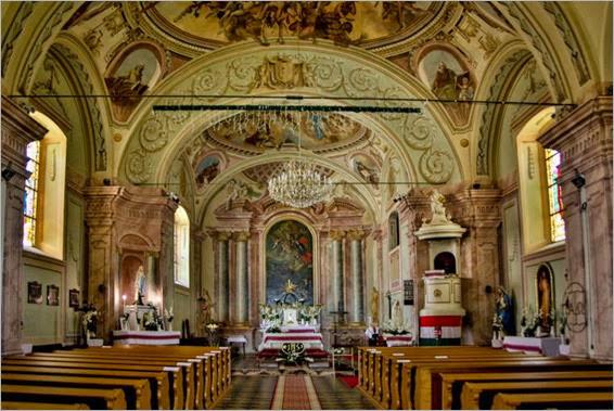 St. Michael's Lenti