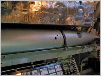 Submarine torpedo