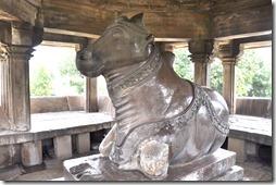 kajuraho 095 Nandi monture de Shiva