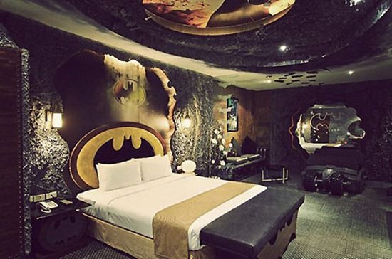 Batman Hotel no Taiwan 01