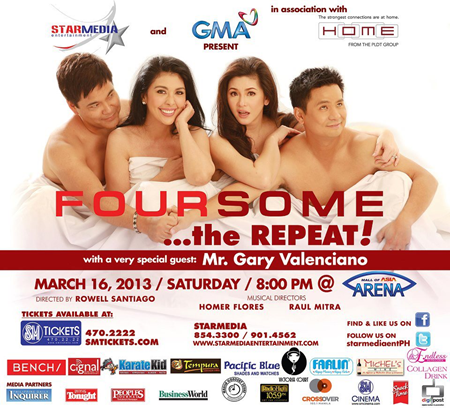 Foursome: The Repeat