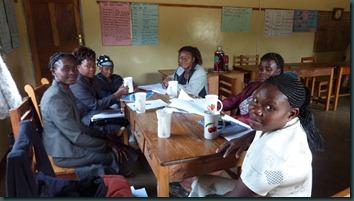 nursery teacher tour to Kibaale 048
