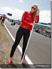 Paddock Girls Iveco Australian Grand Prix 16 October 2011 Phillip Island Australia (6)