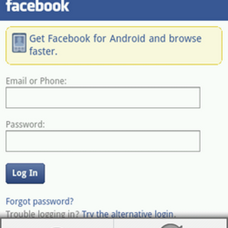 Tinfoil for Facebook Prevents Facebook From Tracking Browser History [Android]