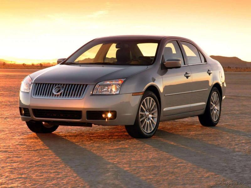 2008 mercury milan sedan specifications pictures prices. Black Bedroom Furniture Sets. Home Design Ideas