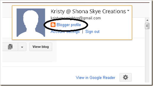 Shona Skye Creations - Enable Replies with Google  Profile 007