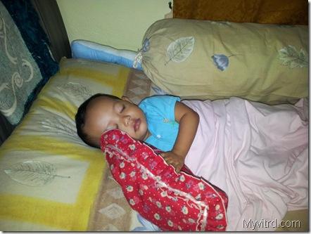 Harraz Tidur Lena Di Penang