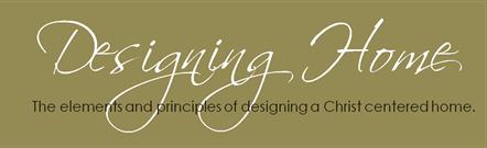 Designing Home Header