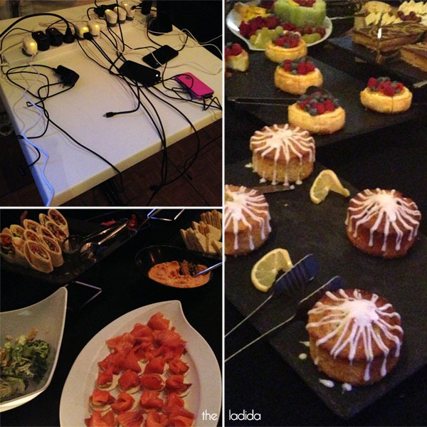 Cavalia Social Media VIP Night Sydney 2013 Food(1)
