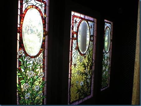 Sarah Winchester Glass Panels