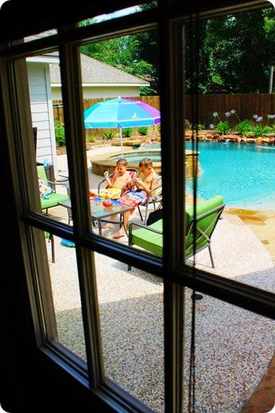 Pool Fun! 054