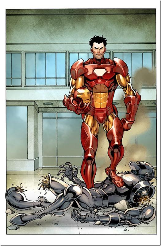 Iron man ,Anthony Edward ,Tony Stark (125)
