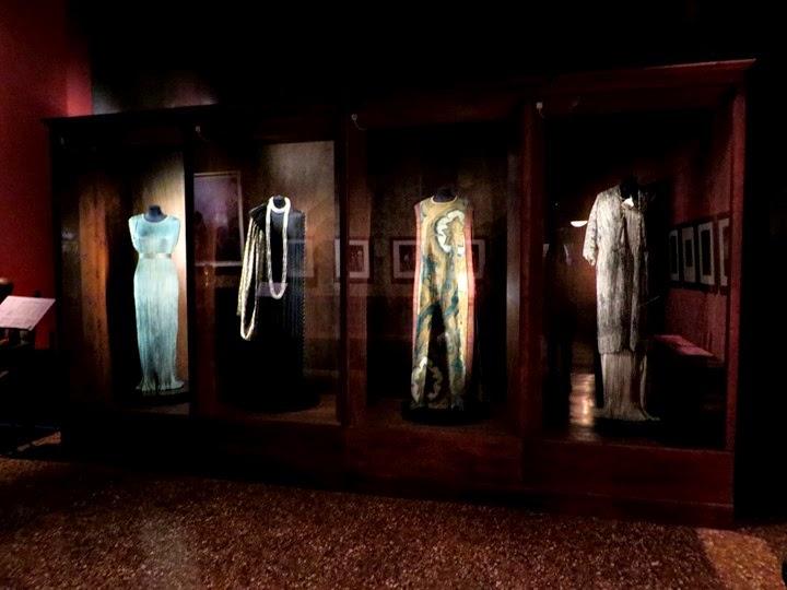 abiti di Mariano Fortuny, vintage, Belle Epoque