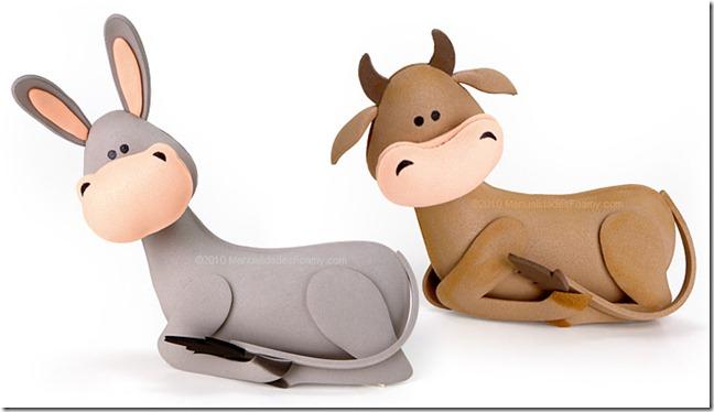 pesebre-burro-buey